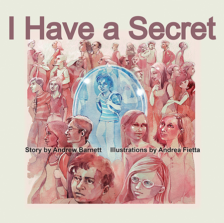 I Have a Secret front cover home